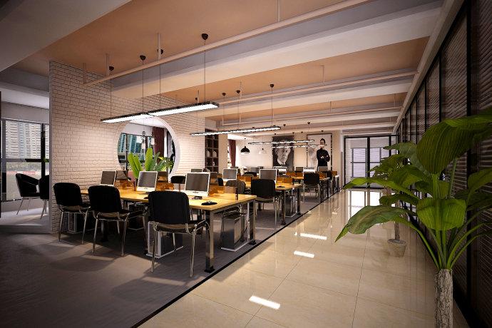 济南办公室装修设计如何打破办公空间枯燥感