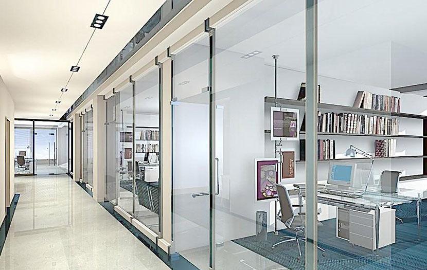 现代办公室装修设计中的配套设施