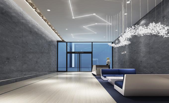 总结2017年流行的办公室装修风格