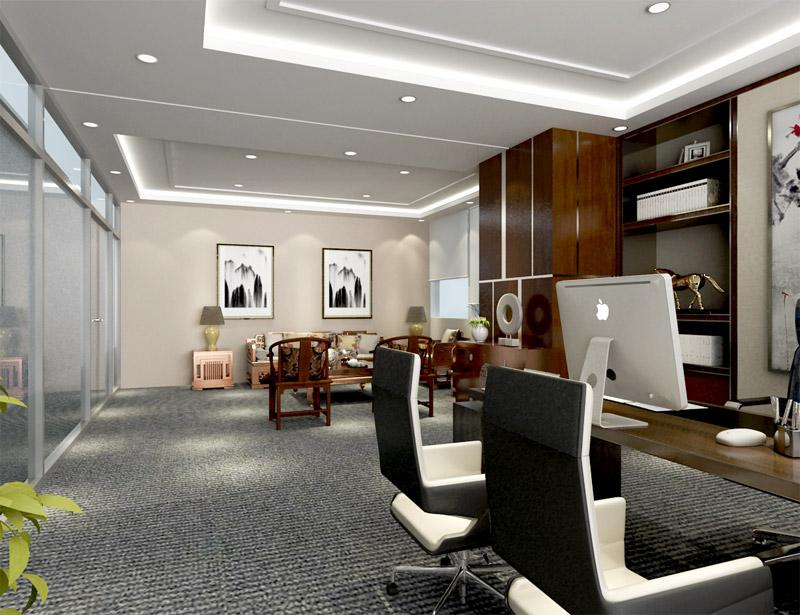 现代化办公室装修,智能化装修到来了!