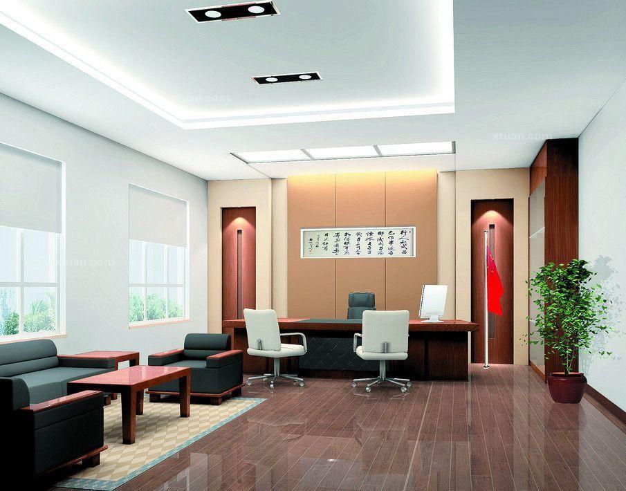 从3个方面分析办公室装修设计的企业文化布局