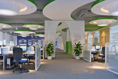 济南办公室装修变革 智能化办公已经到来