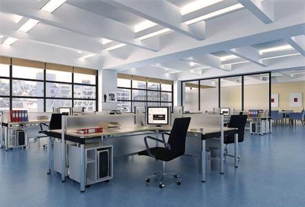 济南办公室装修过程中该怎么选用节能灯