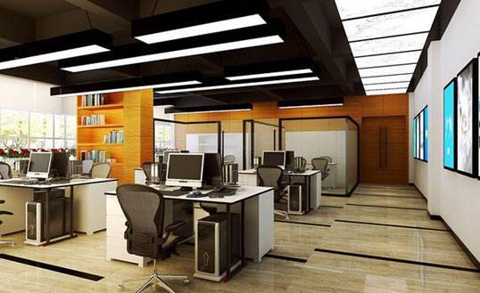 济南办公室装修设计领域 不同办公室要怎么装修好