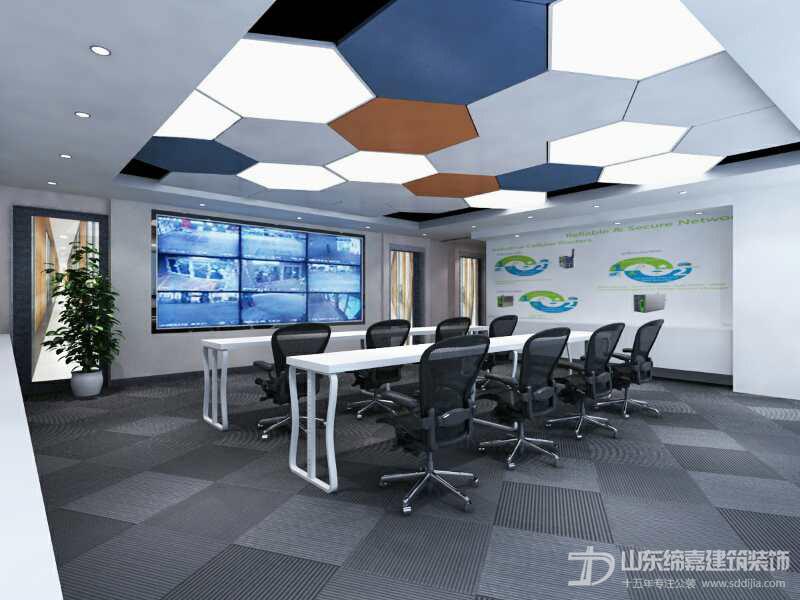缔嘉装饰的创意设计 提升企业品牌气质