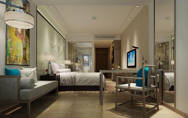 济南酒店装修注意事项和常见的风格