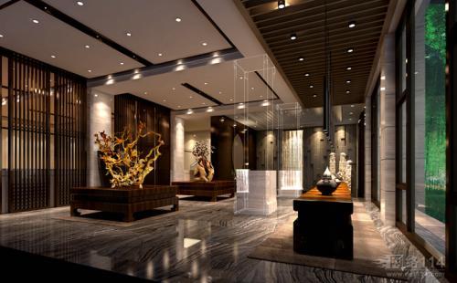 济南酒店会所装修设计及细节注意事项