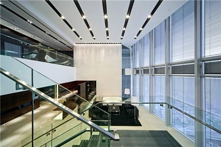 济南办公室装修讲解复式楼装修设计如何受青睐