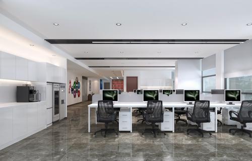 现代办公室装修设计你需要注意的6种流行元素