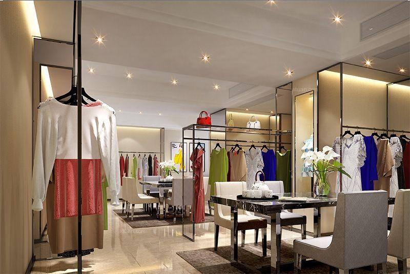 这样创意十足的济南店面装修更能受顾客青睐
