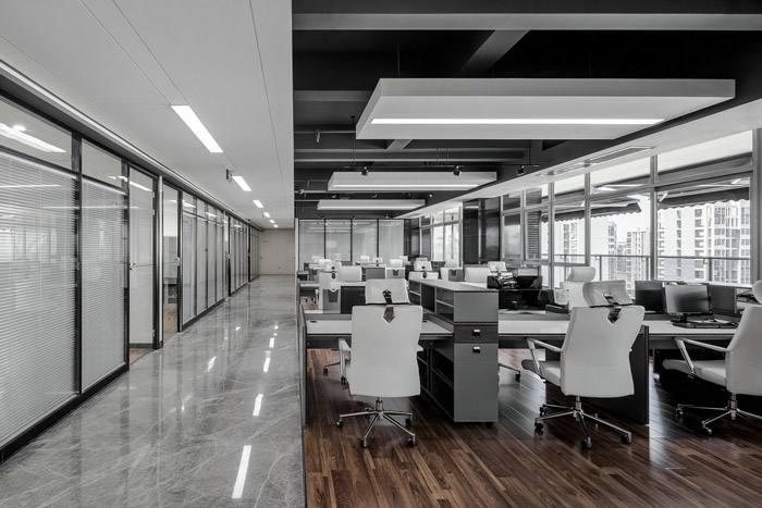 3个方面分析济南办公室装修怎么更加有层次感