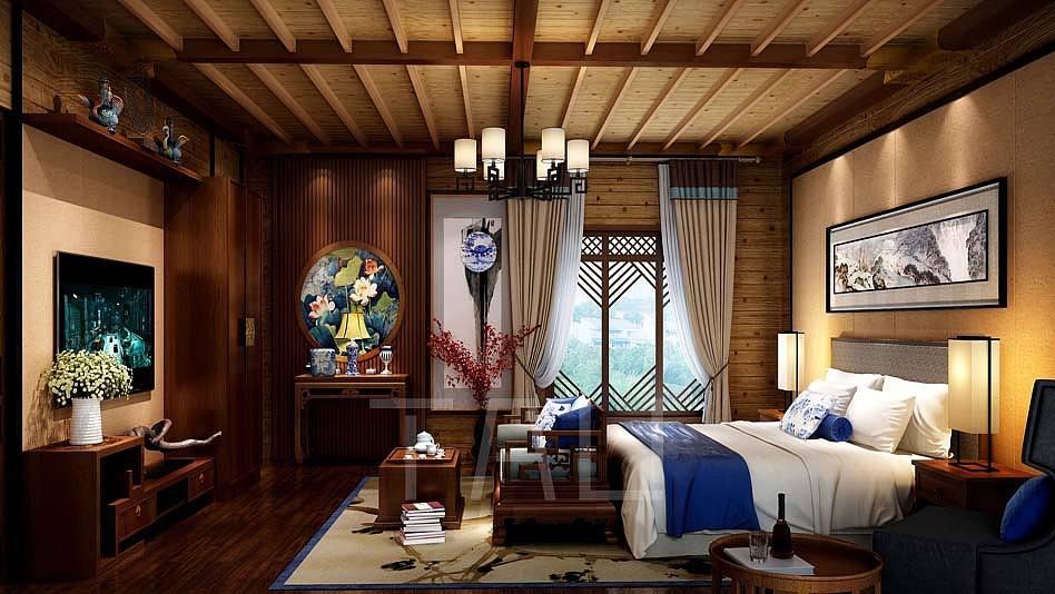 艺术角度分析哪些主题基调适合民宿酒店装修设计