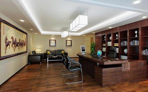 济南办公室装修市场不同预算效果有什么差异