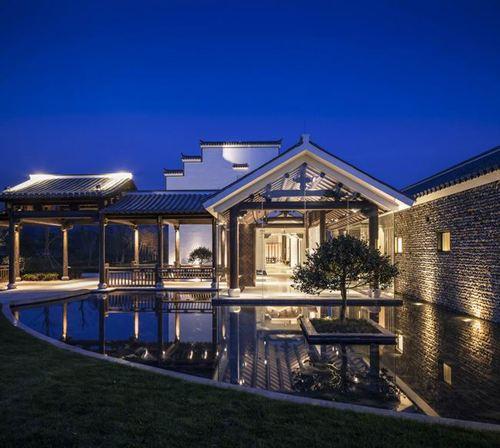 景区如何打造休闲度假酒店、建筑装修与自然景观融合
