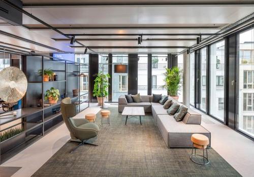 常见的5种办公室装修风格,该如何选择?