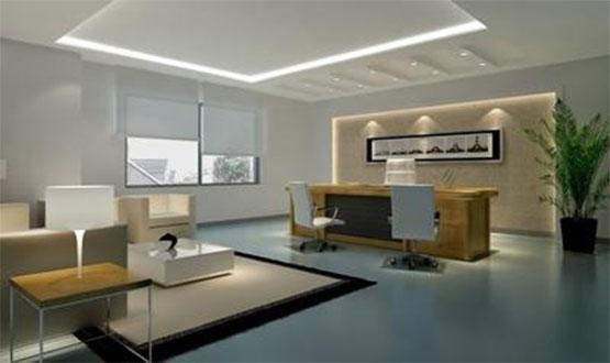 办公室装修流行的五种类型与采光设计