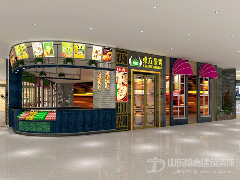 济南餐饮店装修要需要注意哪些细节?