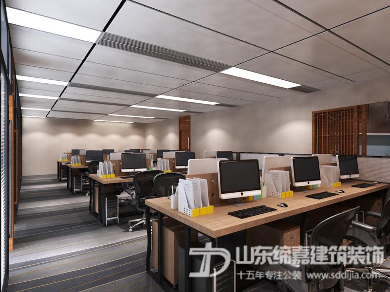 用老厂房改新型办公室,打造完美办公空间