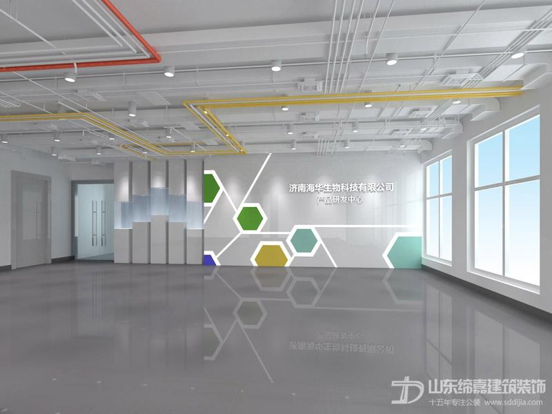 济南办公室智能化装修与时代发展相接轨