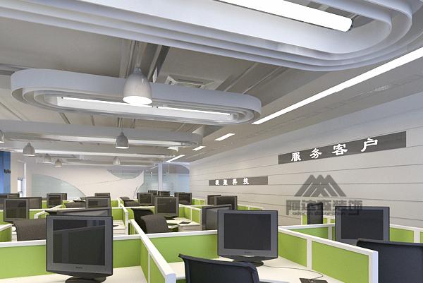 办公室装修中的强电弱电工程有哪些?